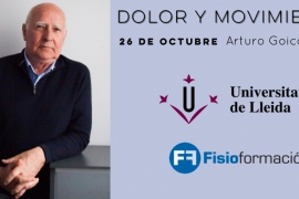 Foto Curso Dolor y Movimiento, Universitat de Lleida